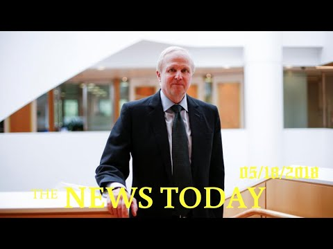 Exclusive: BP Chief Sees Shale, OPEC Cooling Oil Markets   News Today   05/18/2018   Donald Trump