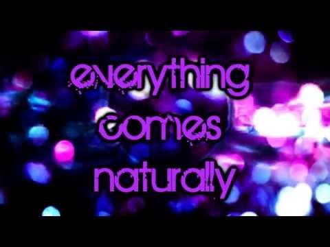 Naturally lyrics