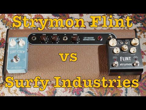 Strymon Flint vs Surfy Industries - Doctor Guitar #179