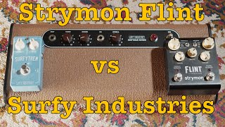Strymon Flint vs Surfy Industries - Doctor Guitar #179
