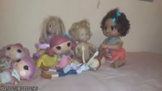 5 Scary Dolls MOVING: Haunted Dolls Caught On Tape!