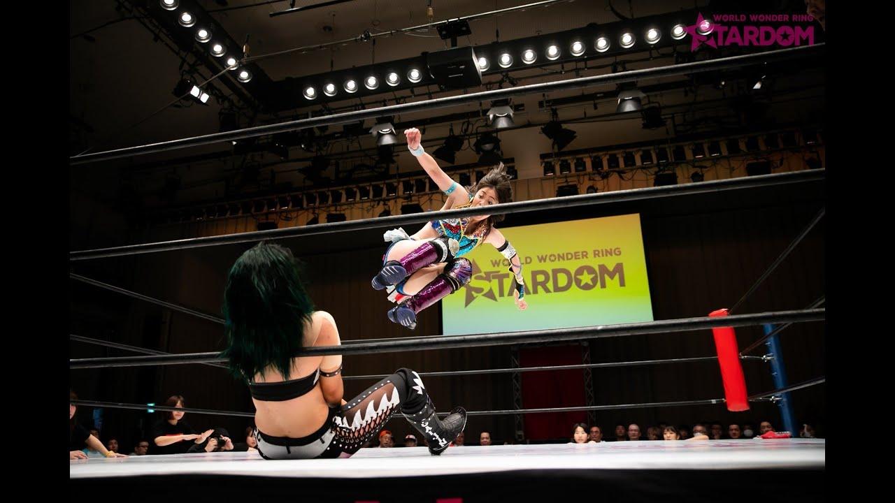 Bea Priestley vs Mayu Iwatani - Stardom Best Of Goddess 2019 - Highlights HD