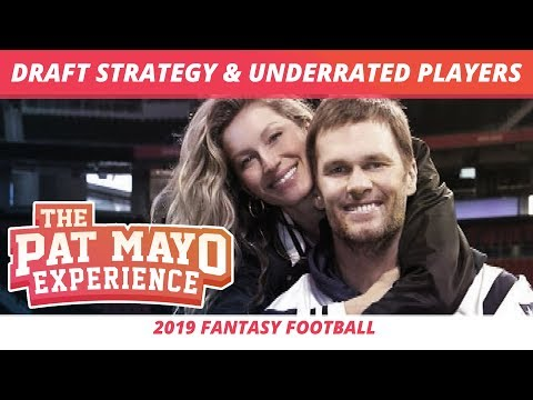 2019 Fantasy Football Rankings — Draft Strategy, Underrated Players, NFL Win Totals + More