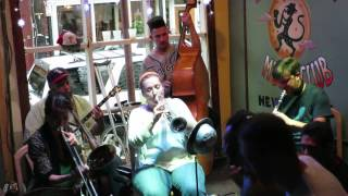 "Shotgun Jazz Band - ""Original Dixieland One-Step"" @Spotted Cat 4/11/15"