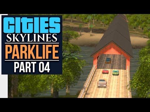 Cities: Skylines Parklife | IMPROVING EVERYTHING (#4)