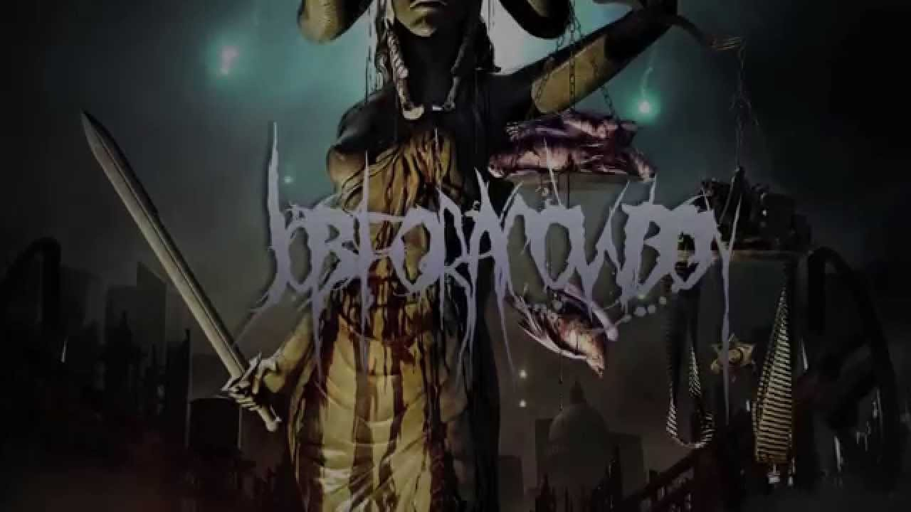 Job For A Cowboy Imperium Wolves Lyric Video Youtube