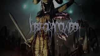 "Job for a Cowboy ""Imperium Wolves"" lyric video"