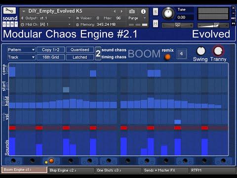 Modular Chaos Engine #2.1 Evolved talkthrough