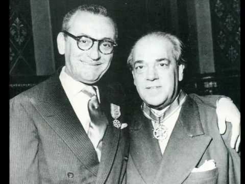 Ary Barroso - CAMISA AMARELA - samba de Ary Barroso - ano de 1956