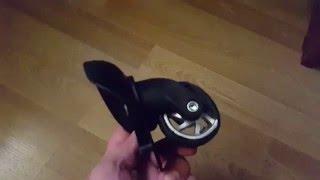Палёные колёсики у чемодана BestBags