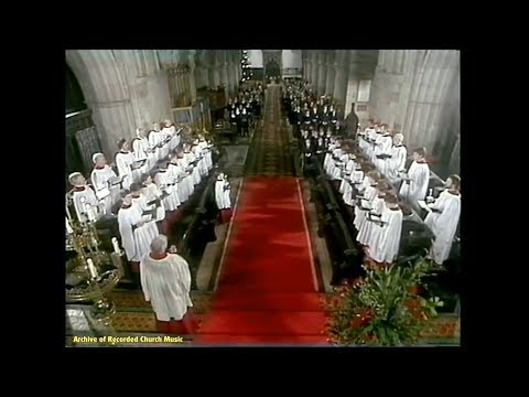 "TV movie ""Haunting Harmony"": Worcester Cathedral 1993 (Donald Hunt)"