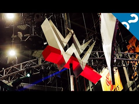How the WWE Experience Works