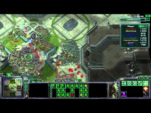 Starcraft 2 #12 : Marine Arena [HD|Ger]