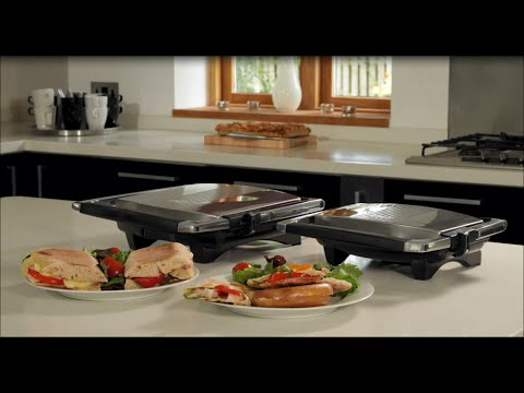 Breville Panini Press Range, VST025 And VST026