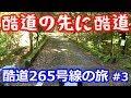 九州一の酷道があらわれた!【NC750Xモトブログ】酷道265号の旅#3