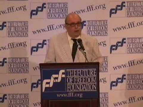Ralph Raico at FFF Conference, Part 2 of 7