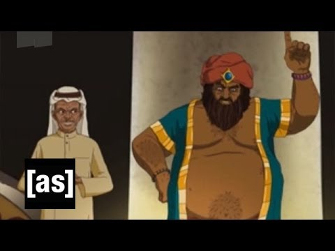 The Sultan's Song   Metalocalypse   Adult Swim
