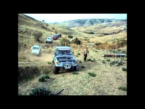 4x4 Offroad - Cyprus Offroad (part2)