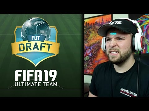 Losing An Offline FUT DraftIM WORSE THAN BOTS