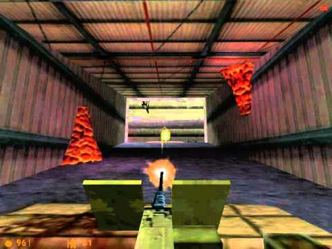 Half Life Walkthrough Surface Tension Part 2