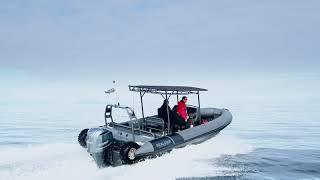 Kelland Watercraft - exclusive Canadian Sealegs distributor