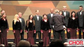 Francis Poulenc: Sanctus - Chor Oreya, Dir. Alexander Vatsek