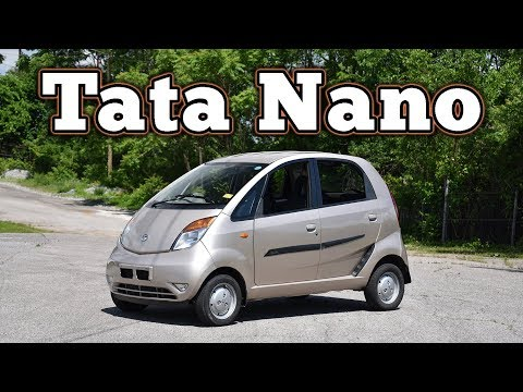 2011 Tata Nano: Regular Car Reviews