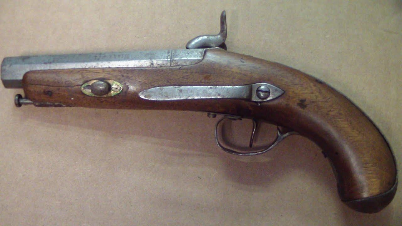 Kentucky Long Rifle Cap And Ball