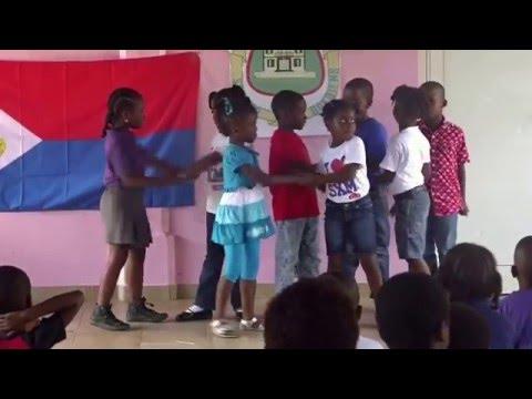 2015-11-10 Celebrating St. Maarten's day.