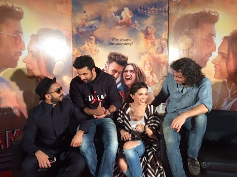 Tamasha Live Chat | Ranbir Kapoor, Deepika Padukone, Imtiaz Ali | Releasing November 27th