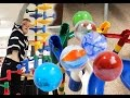 The Ultimate Marble Run Revisited - vlog e74