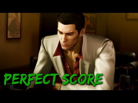Yakuza 0 - Karaoke - Bakamitai Perfect Score
