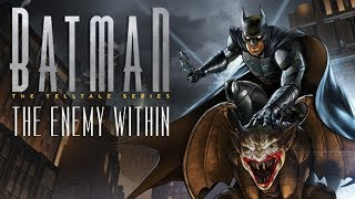 Batman The Enemy Within Gameplay Playthrough #1 - The Enigma (PC)