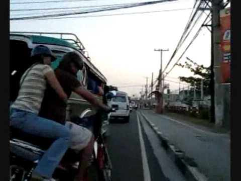 Bike ride from Makati to Paranaque via Pasay City
