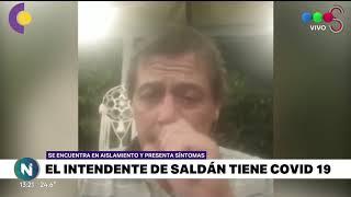 Coronavirus en Córdoba: el director del Coe Villa María y el intendente de Saldán dieron positivo