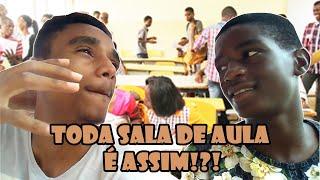 COISAS QUE ACONTECEM NA SALA DE AULA |Pt.1