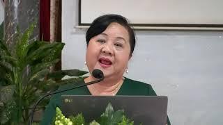 LỜI CHÚA - BS Lưu Thị Hoàng Anh - UBYT.TLH tâm tình cùng Phụ nữ HT Phúc Âm (CN 08/3/2020)