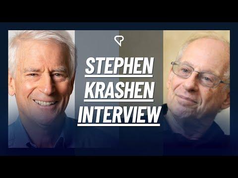 Stephen Krashen, an Interview.
