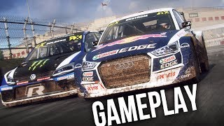 DiRT Rally 2.0 RALLY CROSS Gameplay (Exclusive Early Look)