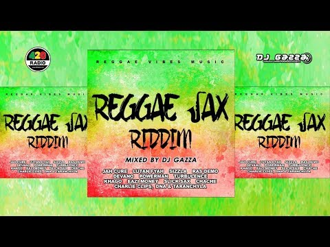 Reggae Sax Riddim - Final Mix - 2017 - Reggae Vibes Music - By Dj Gazza