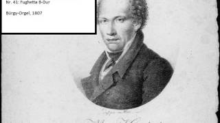 Michael Henkel: 48 Orgelstücke op. 91 - Teil 3