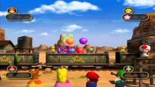 Mario Party 4 - Princess Daisy in Toad