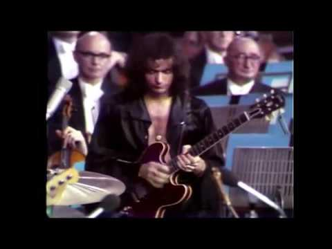 Ritchie Blackmore-Concerto for Group and Orchestra Solo 1969