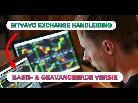 BITVAVO EXCHANGE UITLEG: BASIS EN GEAVANCEERDE HANDLEIDING 2021