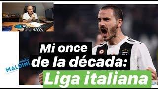 Liga italiana. Mi once de la década. ¿A quién cambiaríais? #MundoMaldini