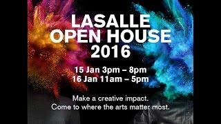 LASALLE Open House 2016 thumbnail