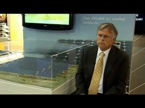 Richard Swanson: Manufacturing cost reduction strategies at SunPower
