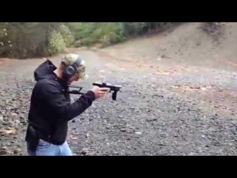 Glock 21 Full Auto