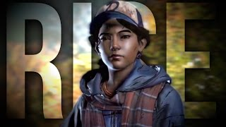 Clementine | RISE | The Walking Dead The Game | GMV