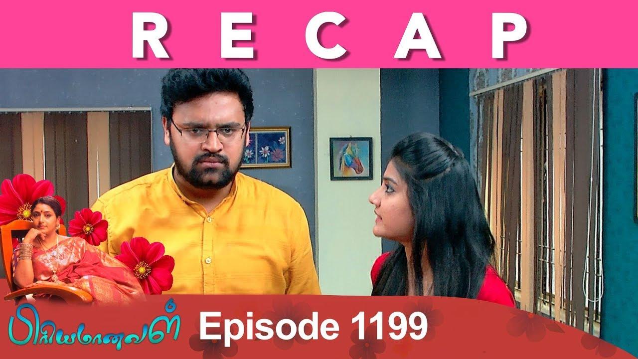 RECAP : Priyamanaval Episode 1199, 20/12/18
